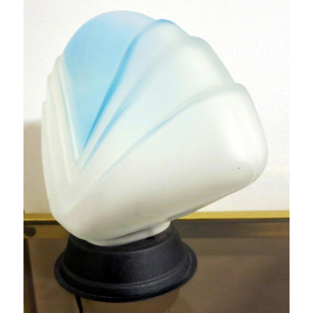 Art Deco Italian Art Deco Table Lamps - a Pair For Sale - Image 3 of 6