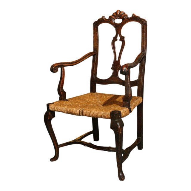 Provincial Armchair - Image 1 of 10