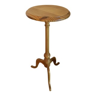 Bombay Company Wood Plant Stand For Sale