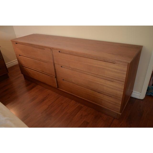 Scan Design Danish Modern Teak Dresser - Image 3 of 4