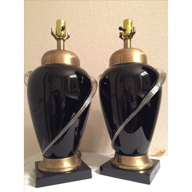 Frederick Cooper Chicago Lamps - A Pair - Image 2 of 6