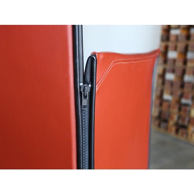 Mario Bellini 'Break' Armchairs - Set of 6 For Sale In Los Angeles - Image 6 of 13