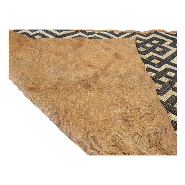 Natural Kuba Kasai Textile - Image 3 of 7