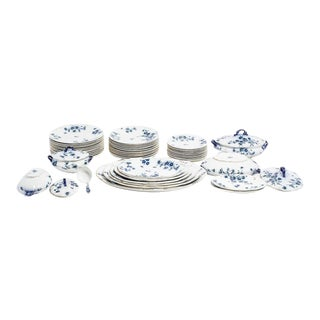 FLOW BLUE CHINA For Sale