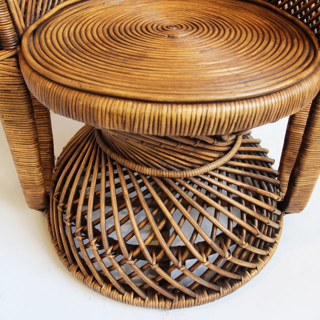 Plantation Peacock Chair - Image 5 of 6