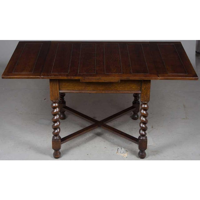 The English pub table is an iconic piece of furniture that is widely recognized and even more widely used. The antique pub...