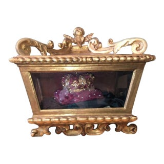 18th Century Louis XV Vitrine For Sale