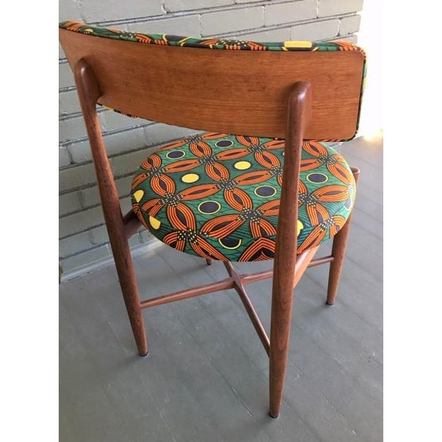 G-Plan Furniture Vintage Mid Century G Plan Dining Chairs- Set of 4 For Sale - Image 4 of 10