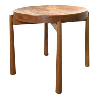1960s Jens Quistgaard for Dux Teak Tray Table