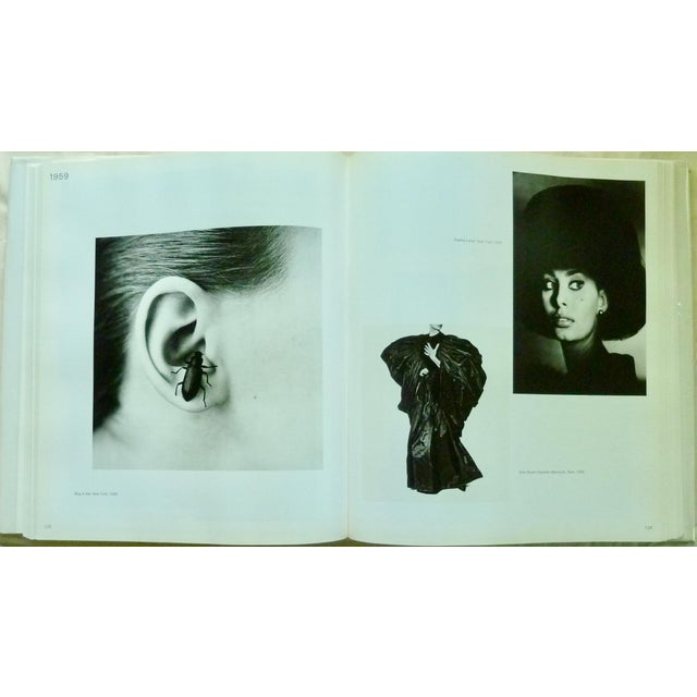 White 1991 Knopf Passage by Irving Penn Book For Sale - Image 8 of 9