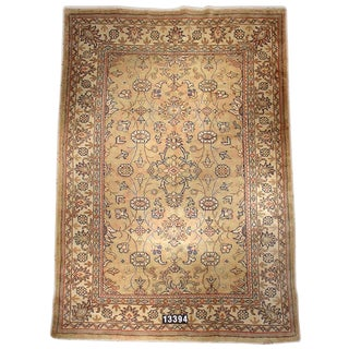 Turkish Oushak Rug - 8′ × 11′6″ For Sale