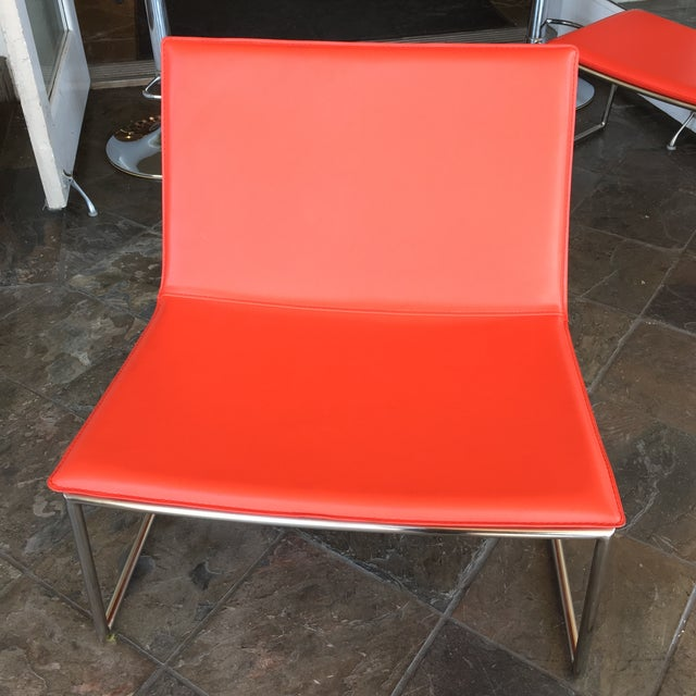 Chalk Chair by CB2 - Image 3 of 8