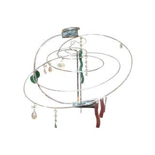 An Artemide Light Fixture Artwork by Toni Cordero Montezemolo For Sale