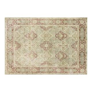 "1940s Persian Kerman Carpet - 8' X 11'9"""