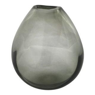 Vintage Mid-Century Per Lütken for Holmegaard Drop Shaped Vase For Sale