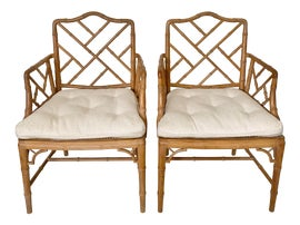 Image of Chippendale Side Chairs
