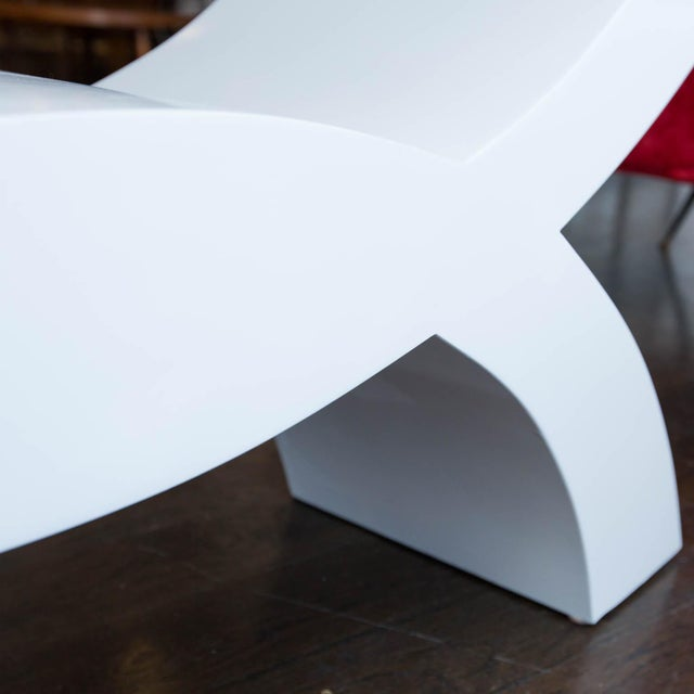 Custom Lacquered Console Table - Image 9 of 10