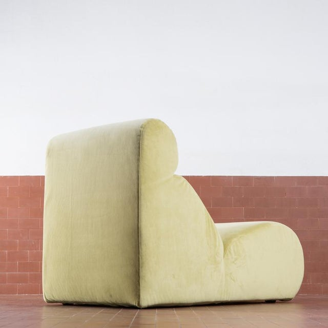 """Bobo"" Lounge Chair By Cini Boeri for Arflex - Image 5 of 5"