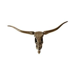 Brass Steer Head