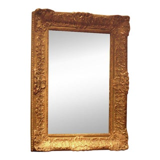 19th Century or Earlier Giltwood Mirror For Sale