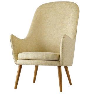 Swedish Lounge Chair For Sale