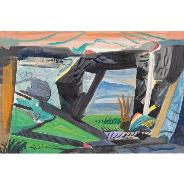 "Paint William Eckhardt Kohler, ""Pollet's Love"" For Sale - Image 7 of 7"