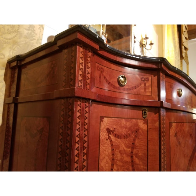 David Michael English Sideboard From the Waldorf Astoria For Sale In Raleigh - Image 6 of 12