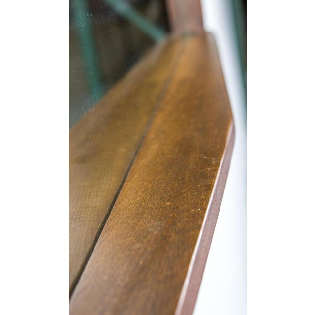 1950s Walnut Mirror by George Nakashima for Widdicomb For Sale - Image 5 of 7