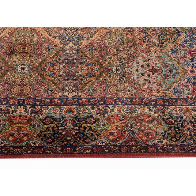 Early 20th Century Karastan Kirman Rug For Sale - Image 9 of 11