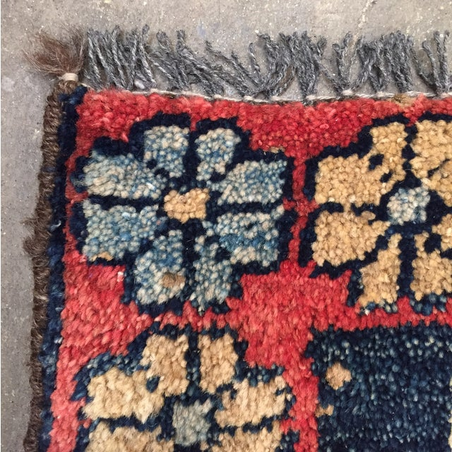 """Gabeh Hand Made Persian Rug - 1'9"""" x 2'5"""" - Image 7 of 10"""