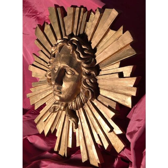 Le Roi Soleil Louis XIV Sculpted Head For Sale - Image 4 of 13