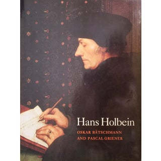 Hans Holbein Art Coffee Table Book For Sale