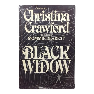 First Edition Black Widow by Christina Crawford