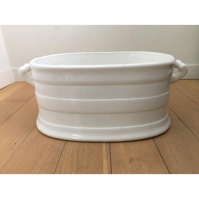 Large Ceramic Decorative Bowl - Image 3 of 8