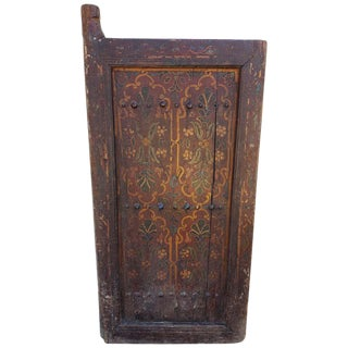 Moroccan Miniature Door/Gate/Shutter For Sale