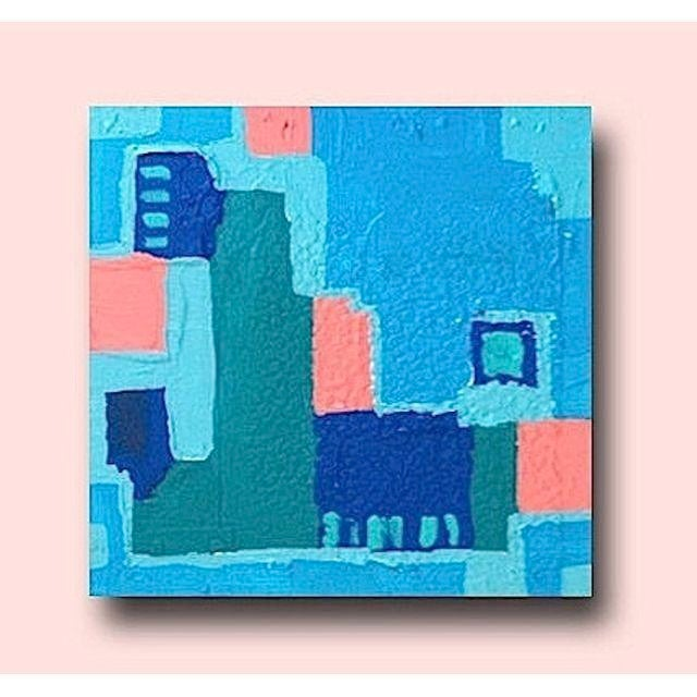 'LiNCOLN ROAD' Original Abstract Painting - Image 3 of 5
