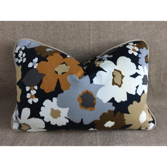 """Boho Chic Boho Chic """"The Hendrie"""" Lumbar Pillow For Sale - Image 3 of 4"""