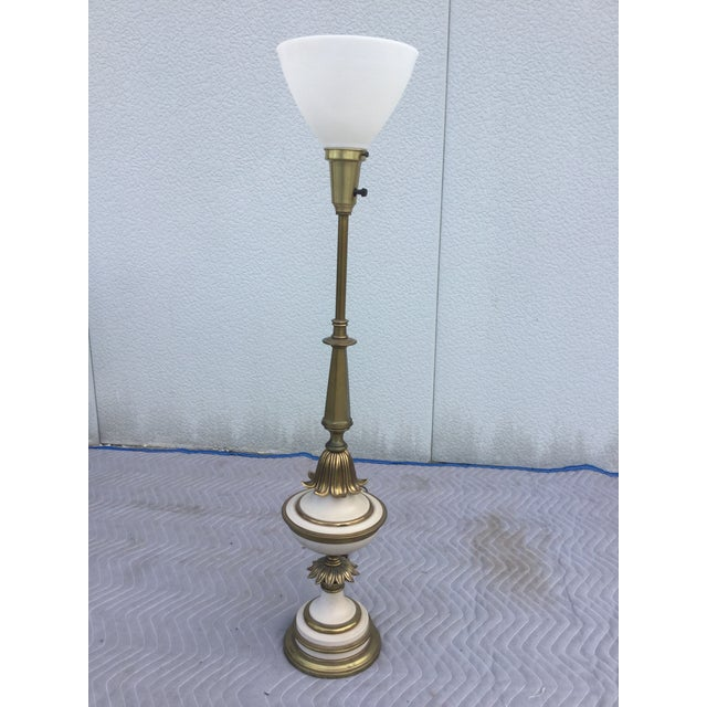 1960's Stiffel Hollywood Regency Table Lamps For Sale In New York - Image 6 of 8