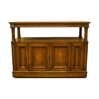 Weiman Furniture Rockwood Collection Italian Provincial Sideboard For Sale