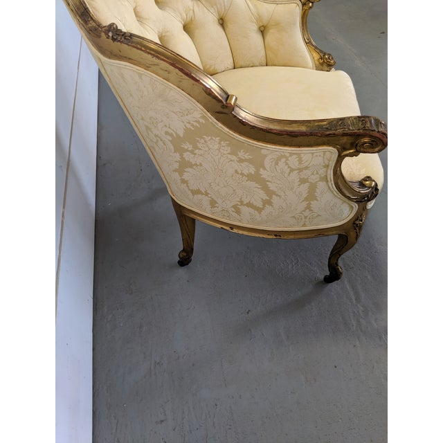 1860's French Arm Chair For Sale In New York - Image 6 of 10