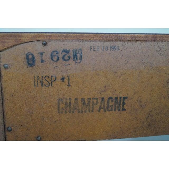 Heywood Wakefield Champagne Mid-Century Desk - Image 10 of 10