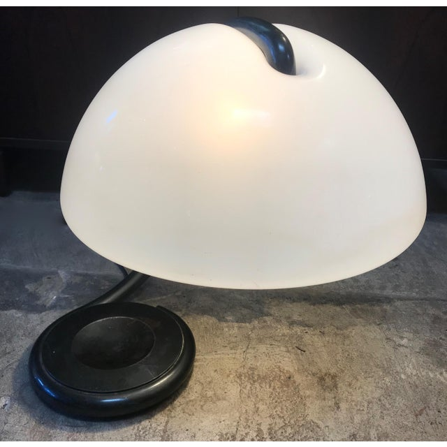 Elio Martinelli Table Lamp Mod. 599 Serpente Designed, 1965, Italy For Sale - Image 10 of 13