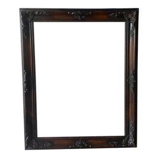 "Baroque Edwardian Wooden Frame - 14"" x 18"""