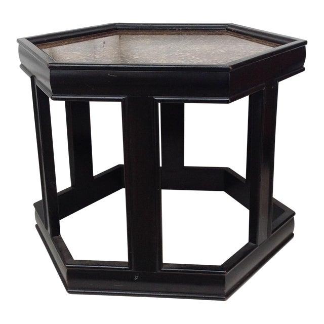 John Keal Black Salt Table - Image 1 of 7