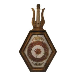 Empire Period Barometer For Sale