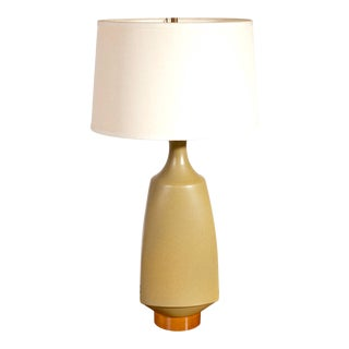 David Cressey Ceramic Table Lamp For Sale