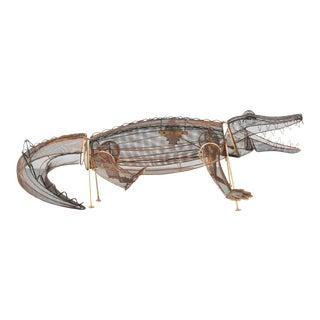 Large Mechanical Alligator For Sale
