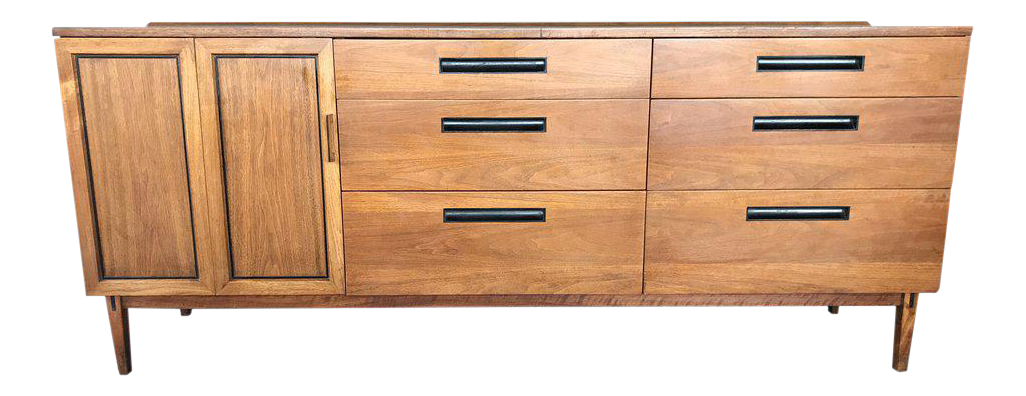Calvin Furniture For Directional Mid Century Credenza