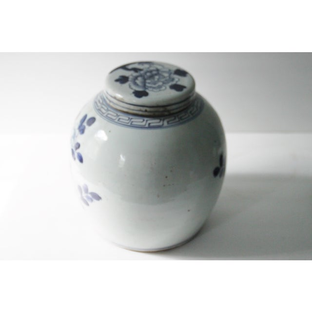 Chinoiserie Cherry Blossom Ginger Jar - Image 4 of 6