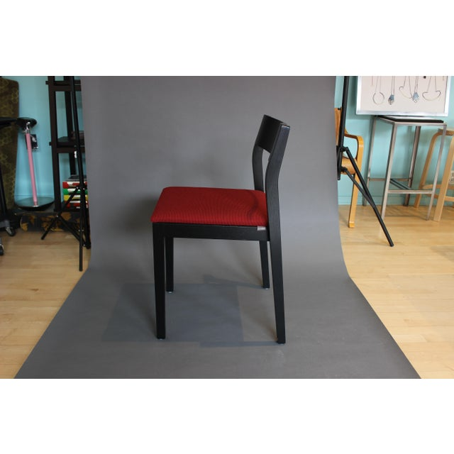 Modern Modern Zeitraum Germany Dining Chair For Sale - Image 3 of 6